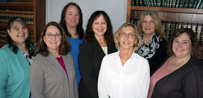 staff at Tarbell & Brodich